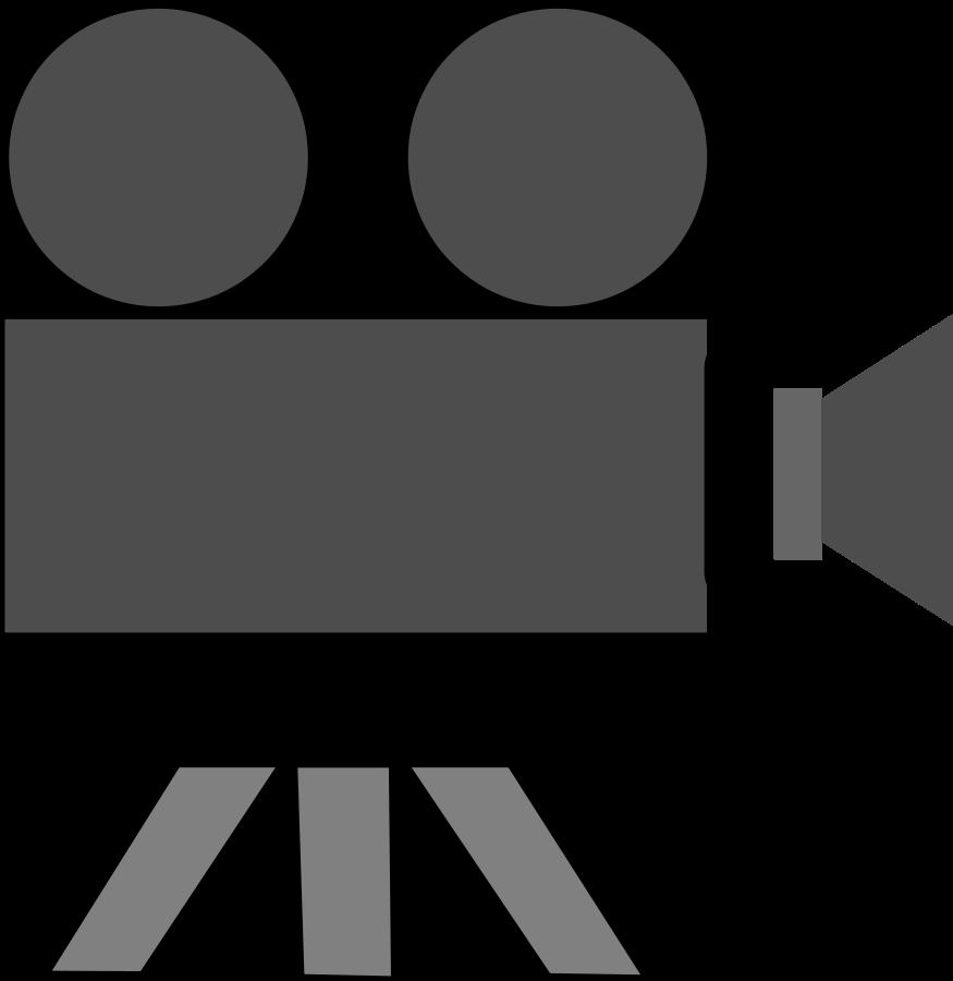 Movie reel of film clipart image clipartix