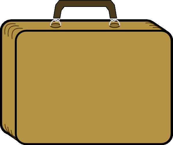 Suitcase clipart kid 2