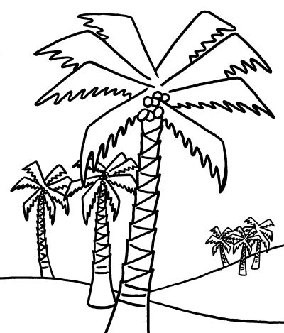 Tree  black and white ideas about palm tree clip art on tree