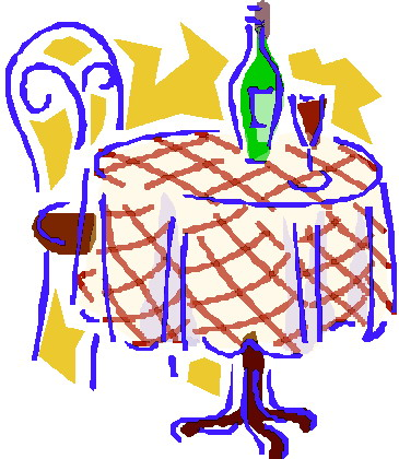 Eating restaurant clipart clipartme