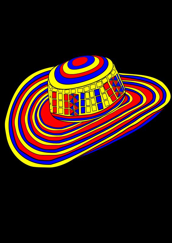 Sombrero clip art download 3