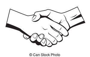 Handshake hands shaking clipart many interesting cliparts