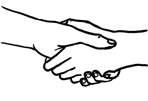 Handshake pictures free download clip art on
