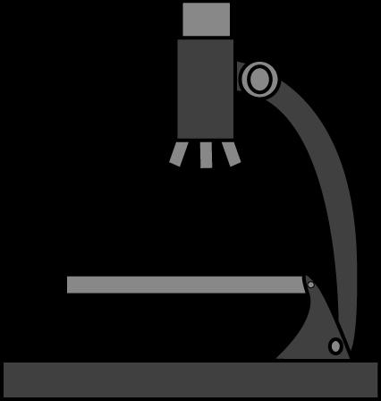 Microscope clipart 4