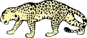 New free cheetah clipart search for clipartix