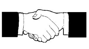 Pictures of handshakes free download clip art 2