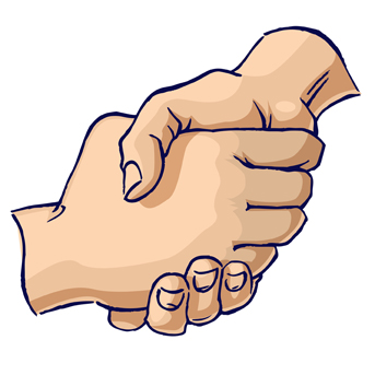Pictures of handshakes free download clip art