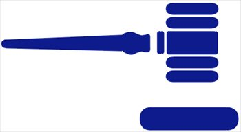Free gavel clipart graphics images and photos