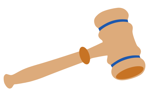 Gavel free to use clip art clipartix