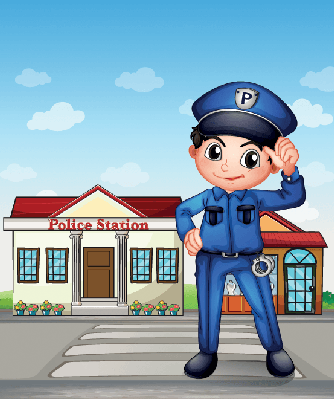 Police officer clipart the arts image pbs learningmedia