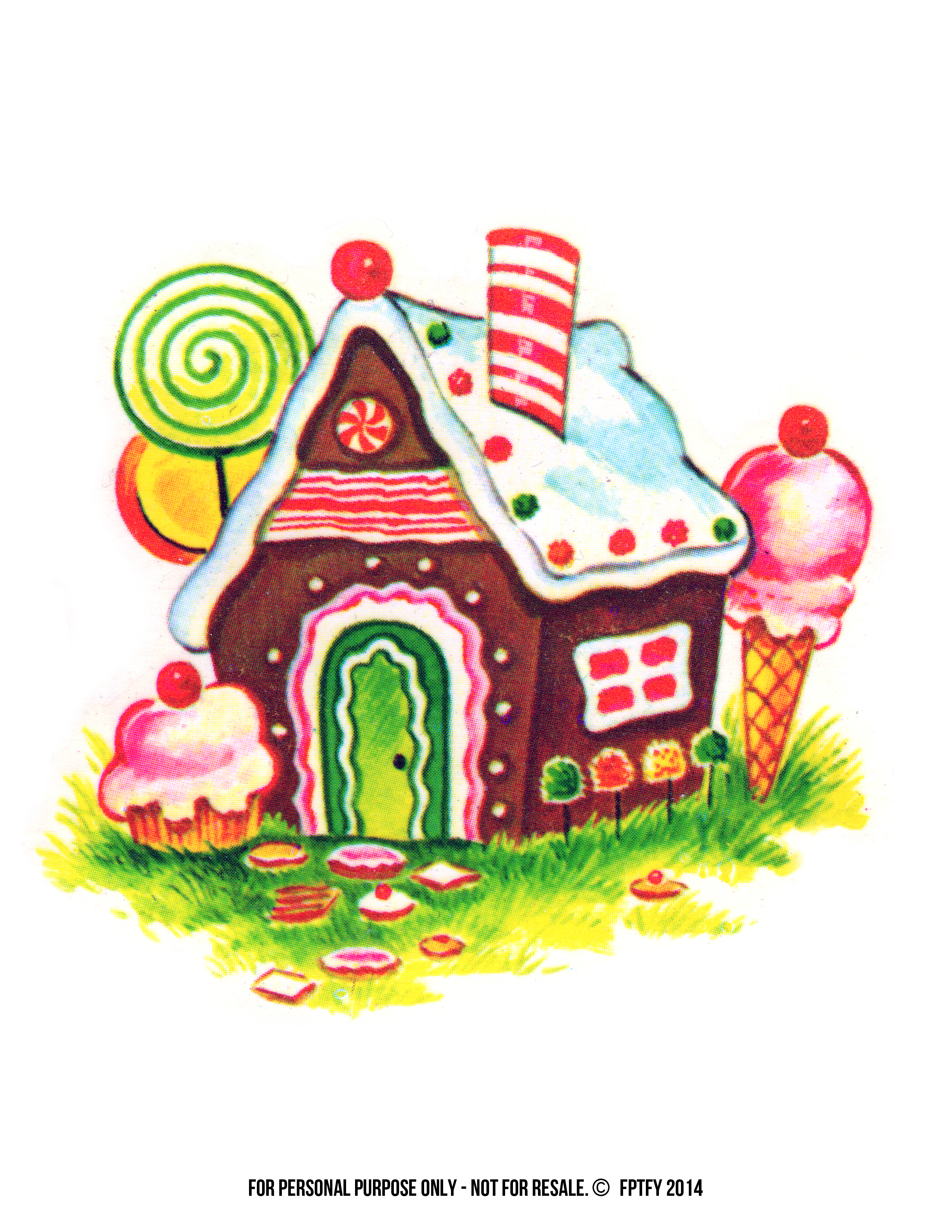 Christmas images gingerbread house clip art free pretty things