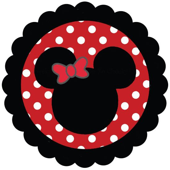 Minnie mouse head minnie mouse dress rear facing clipart clipground