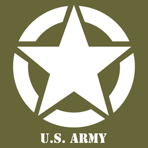 Jeep us army logo vector free download png
