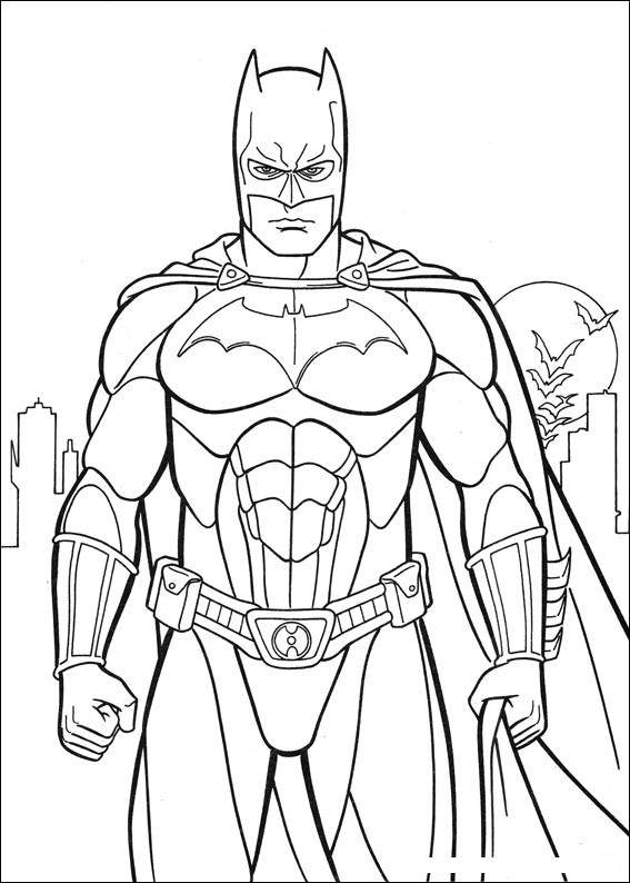 batman coloring pages Batmanloring pages 6 loring kids jpg