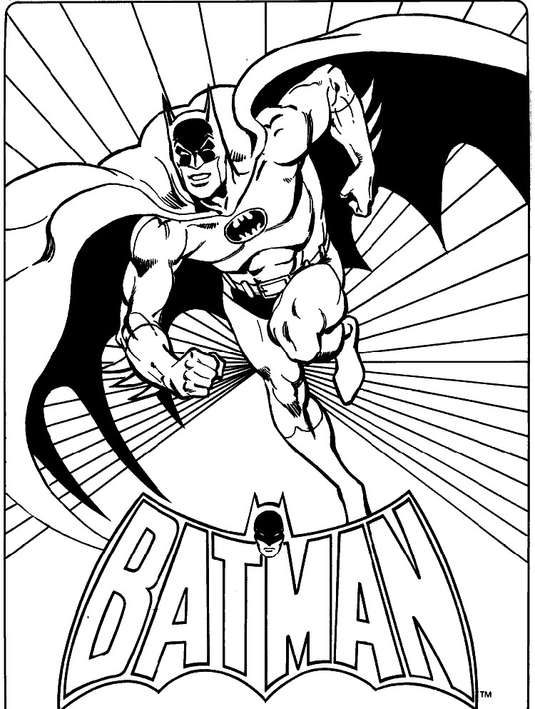 batman coloring pages Batmanloring pages free printable jpg 2