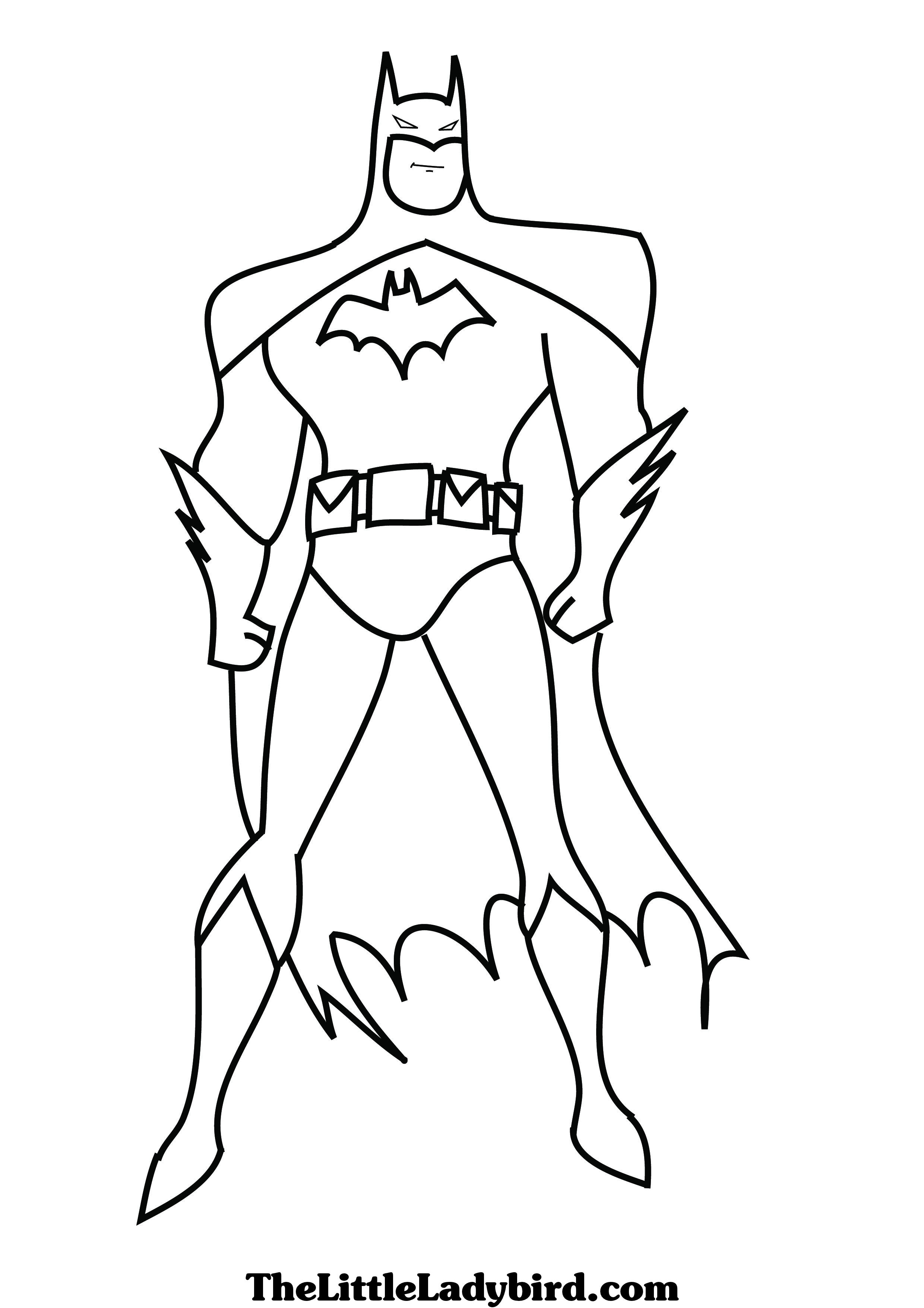 batman coloring pages Coloring pages of batman printableloring image jpg