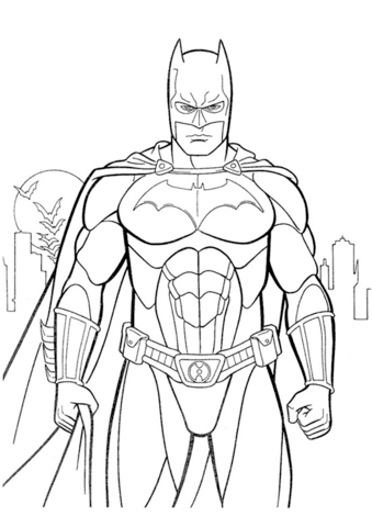 batman coloring pages Batmanloring page free printableloring pages png 2