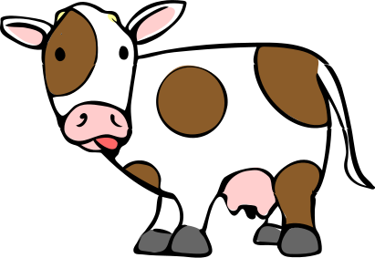 cartoon cow Cow cartoon animalsww 2w html png