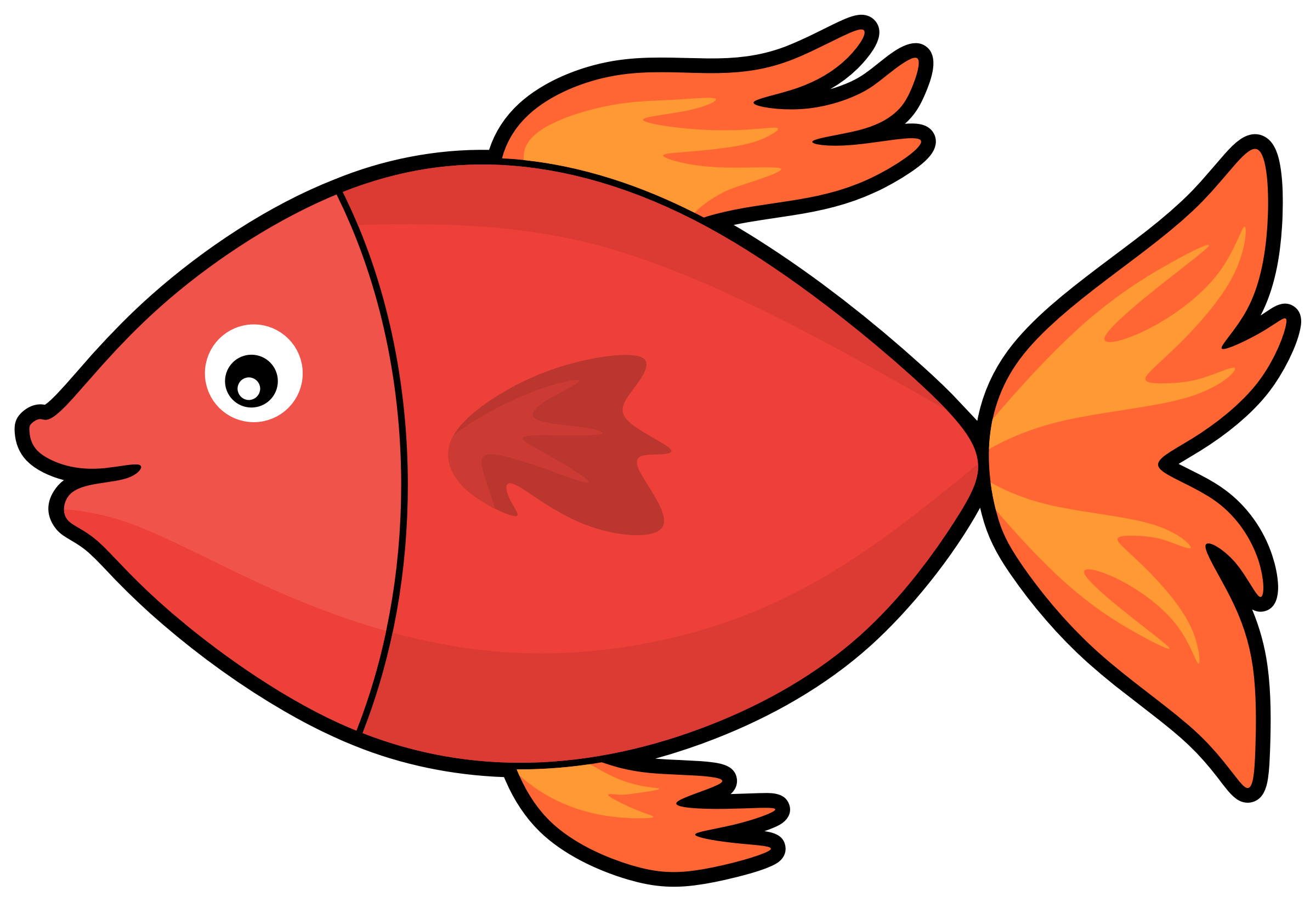 Clipart cartoon fish png