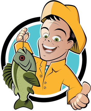 cartoon fish Free cartoon images fish free vector download jpg