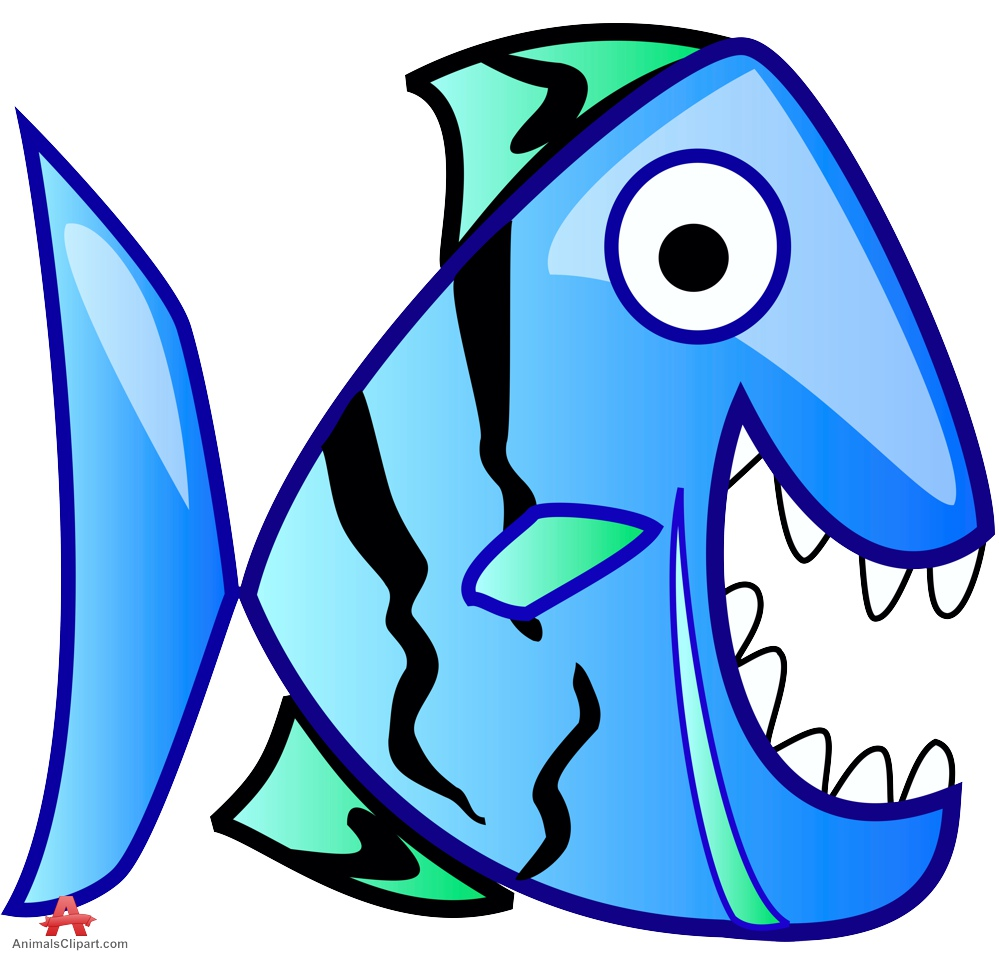 Cartoon fish clipart clipartllection free jpg