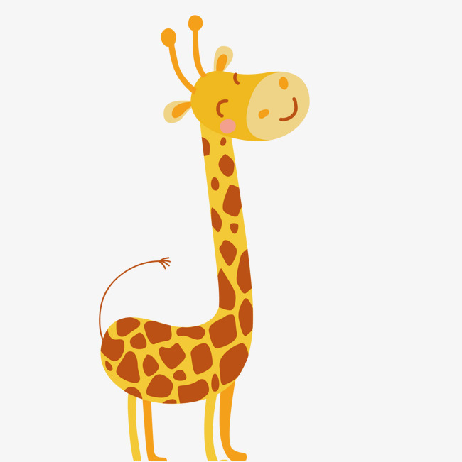 cartoon giraffe Cartoon cute giraffe vector cute giraffe jpg