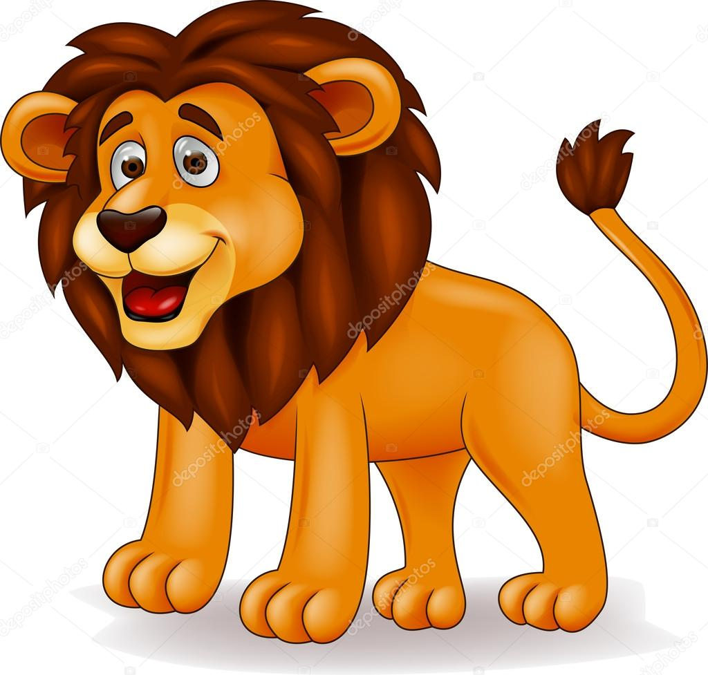 cartoon lion Lion cartoon stock vector tigatelu jpg