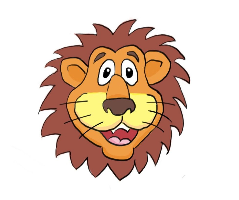 Cartoon lion lion cartoons cartoon jpg