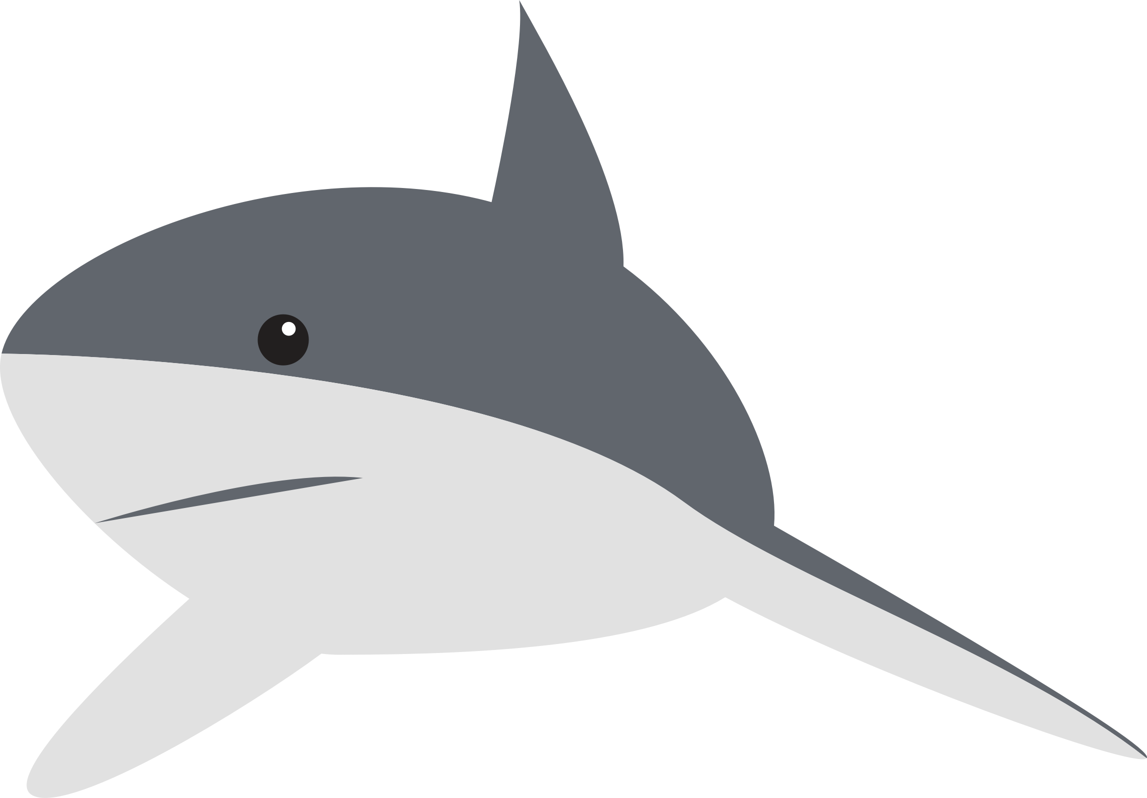 Clipart cartoon shark 2 png