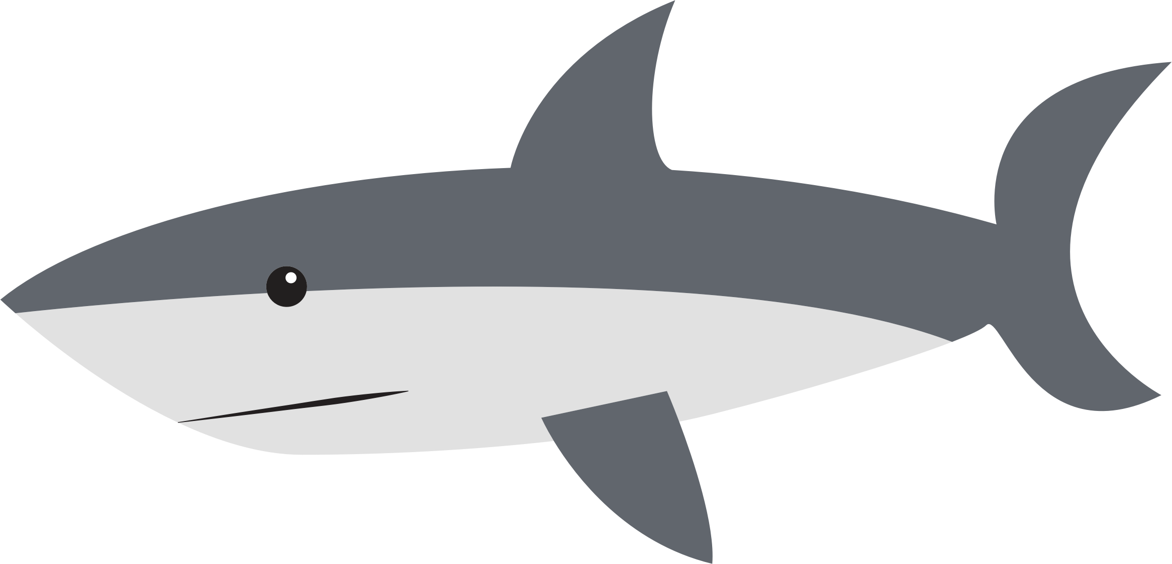 Clipart cartoon shark png