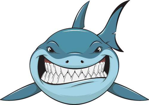 cartoon shark Shark free vector download free formercial use jpg
