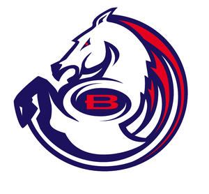 Rejected denver broncos logos and why the horse has no teeth png