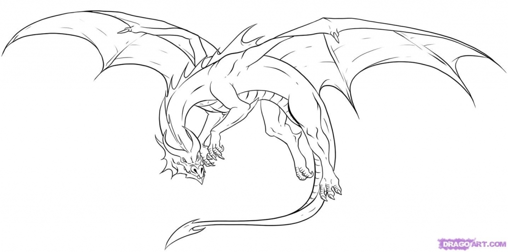 dragon drawing Drawings of dragons dragon bing images drawing pencil jpg
