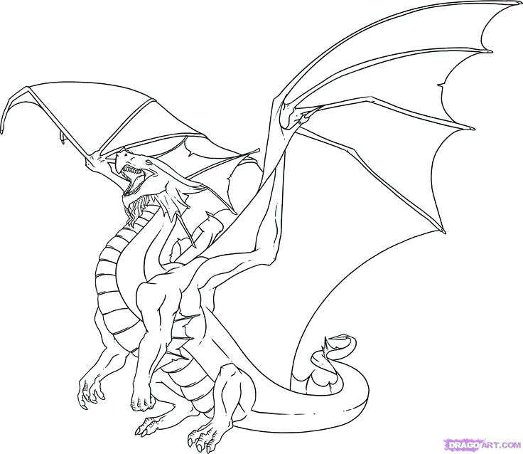 Coloring pages of dragons also dragon drawingsloring sheets jpg