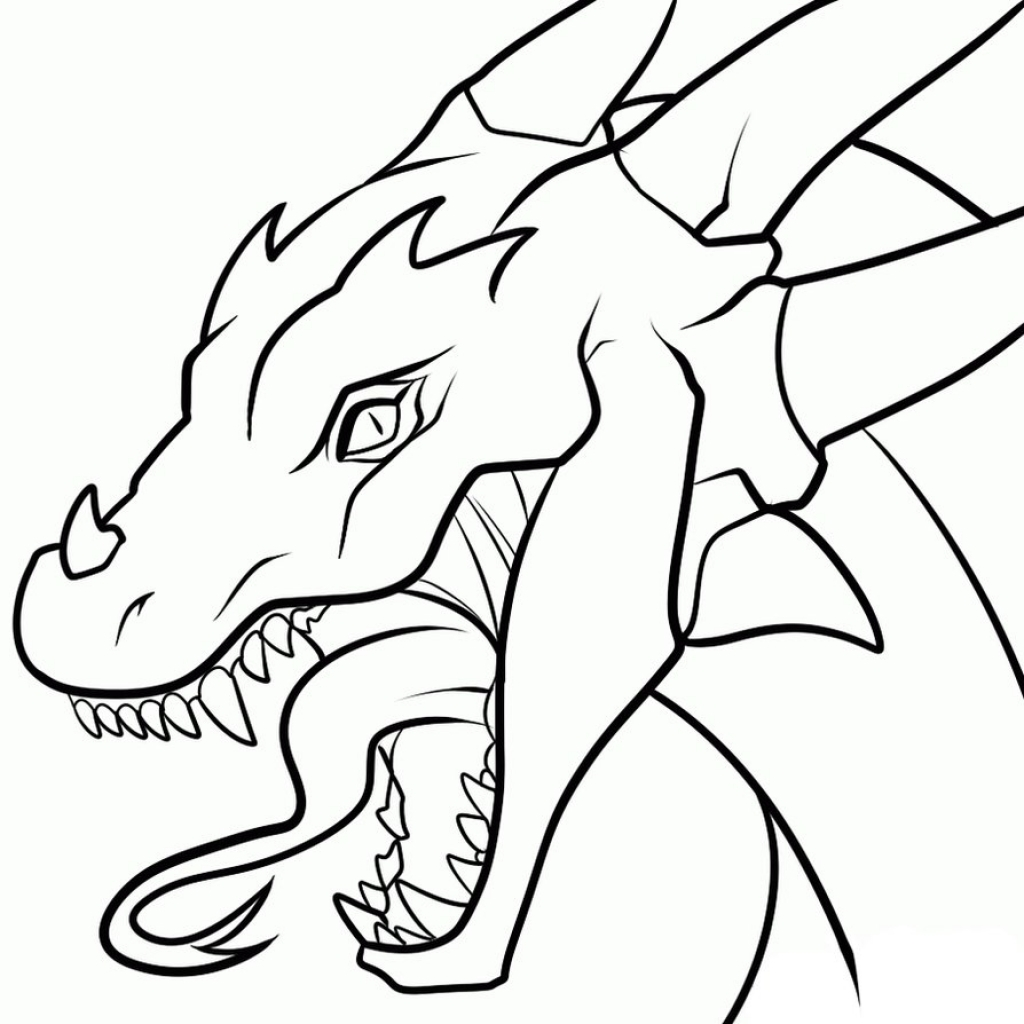 dragon drawing Modest simple dragon images nice design 4 jpeg