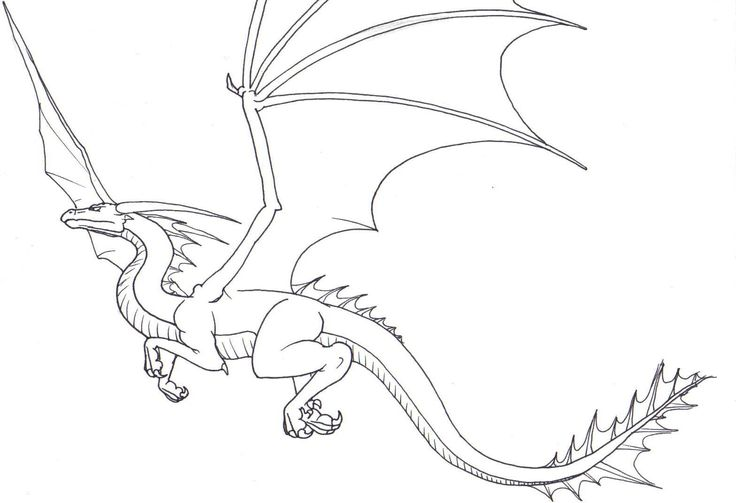 Dragon drawing free download clip art on jpg