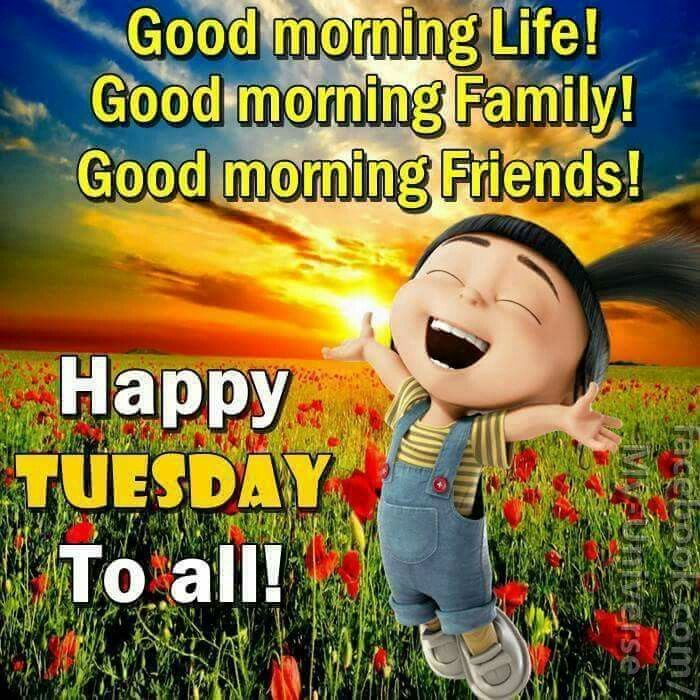 happy tuesday The good morning tuesday images ideas on jpg