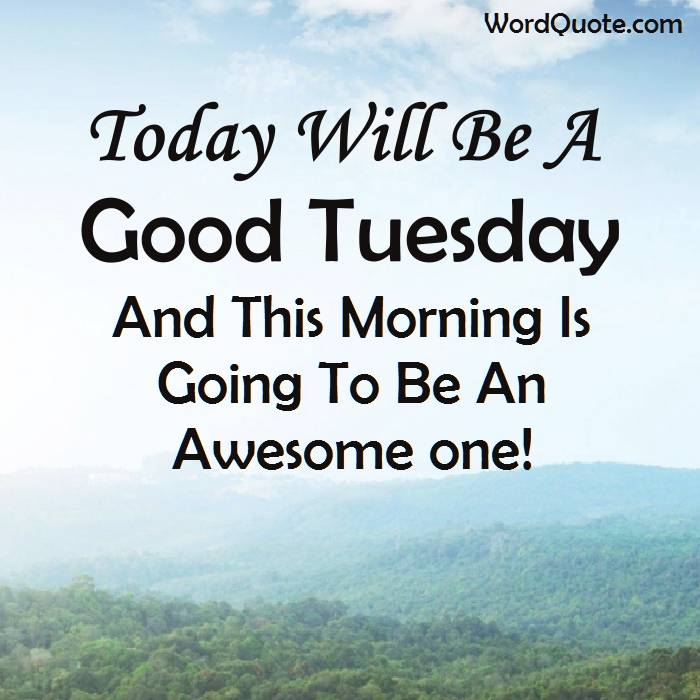 Happy tuesday quotes and sayings word quote famous jpg