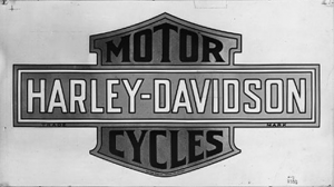 The evolution of the harley davidson logo logopany png