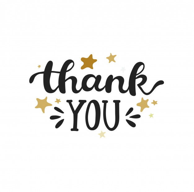 Thank you handwritten inscription vector premium download jpg