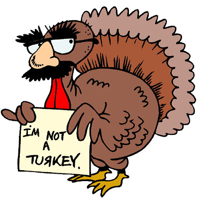 Funny thanksgiving turkey clipart clipartxtras jpeg